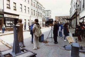 Filming Sherlock Holmes