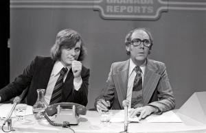 Tony WIlson & Bob Greaves