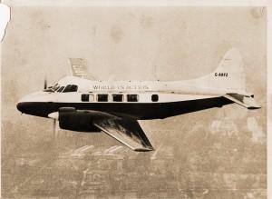 WIA plane