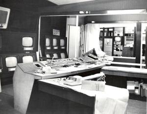 Vision Control room