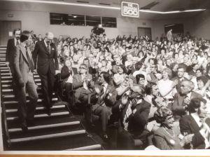 Granada 500 - Gordon Burns and James Callaghan